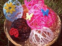 Húsvéti tojásdísz